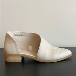 Universal Thread Wenda Cut Out Booties